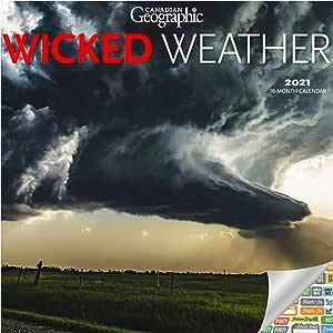 Wetter Kalender 2021