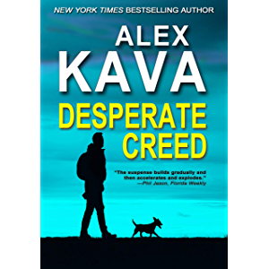 DESPERATE CREED: (Book 5 Ryder Creed K-9 Mystery Series) (Ryder Creed K-9 Mysteries)