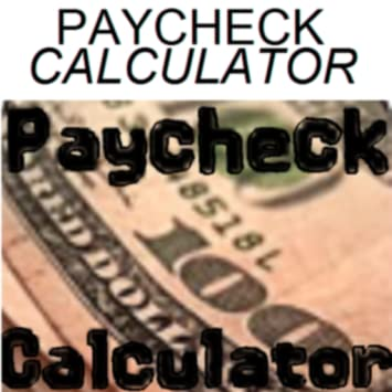 Amazon com: Best Paycheck uCalculator Salary or Hourly Plus