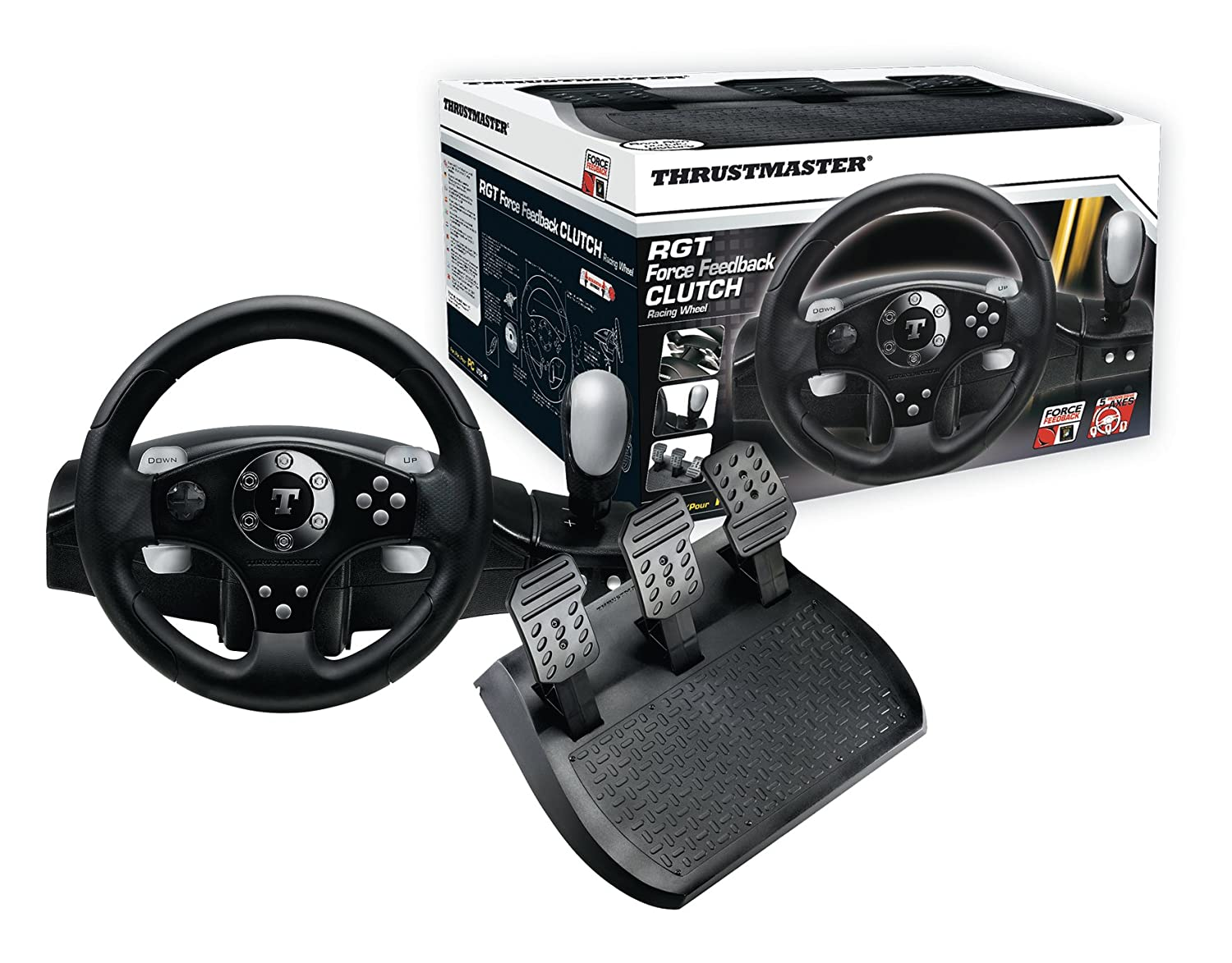 THRUSTMASTER RGT FFB CLUTCH WHEEL DRIVER WINDOWS
