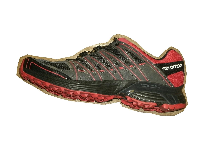 info pour ef5cc 9b9b9 SALOMON XT TAURUS WOMEN'S TRAIL RUNNING SHOES - BLACK ...