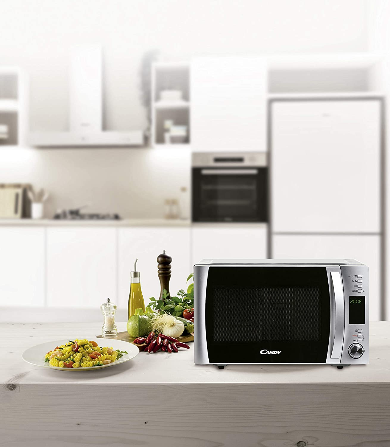 Candy CMXG22DS - Microondas con grill y cook in app, 22 L ...
