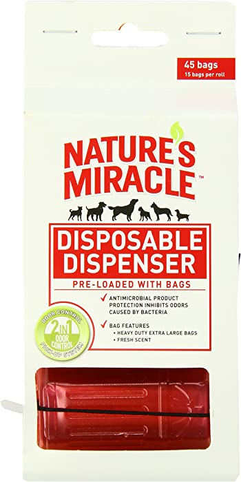 Top 10 Natures Miracle Pick Up Bags