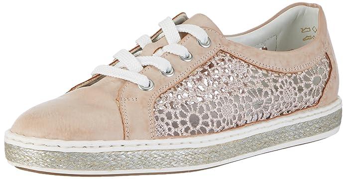 Womens M8527 Low-Top Sneakers Rieker 8wcLQ