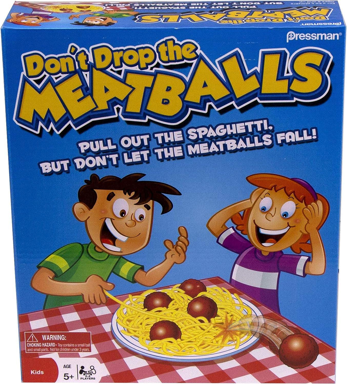 Pressman Don't Drop The Meatballs