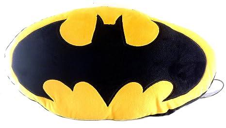 Amazon.com: 46 cm DC Comics Oficial Batman logo almohada ...