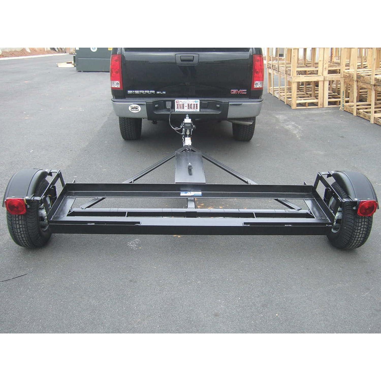 Amazon com acme trailer eze tow disc brake car dolly with hydraulic surge brakes model ultd300 home improvement