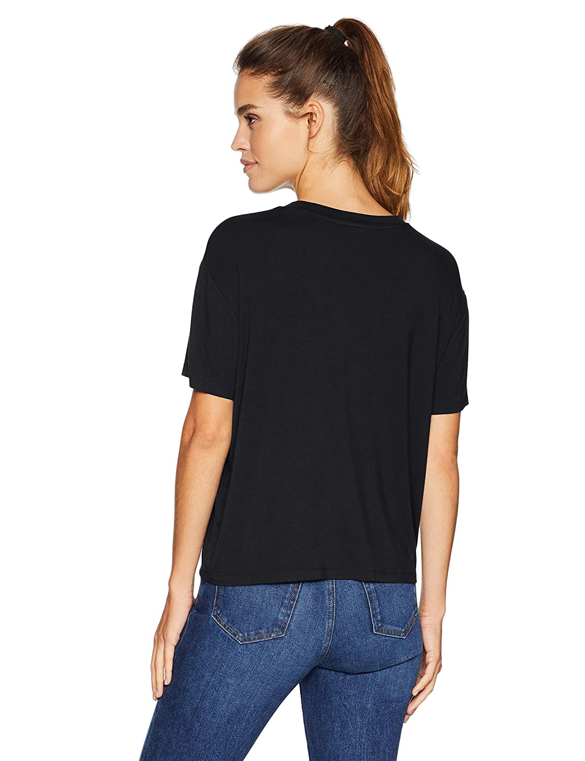 831a727d62fcf Amazon.com: Daily Ritual Women's Jersey Short-Sleeve Boxy Pocket Tee:  Clothing