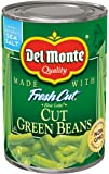 Del Monte Canned Fresh Cut Blue Lake Green Beans, 14.5-oz.