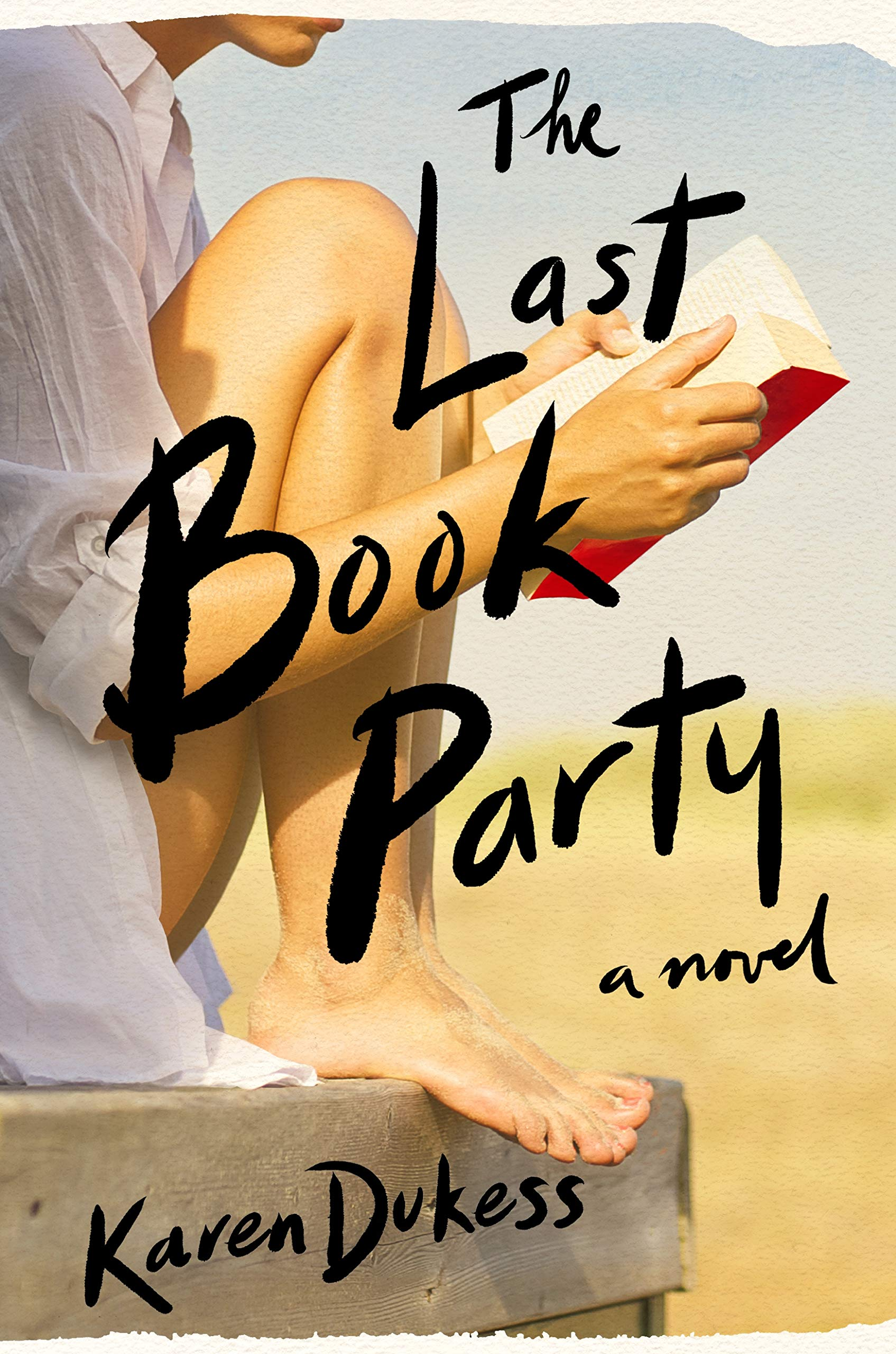 Image result for the last book party