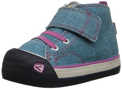 Keen Coronado Print Shoe (Toddler), True Blue Digital Camo, 4 M US Toddler