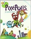 Lengua 1º Primaria (Pauta) (Pixepolis) - 9788426379436