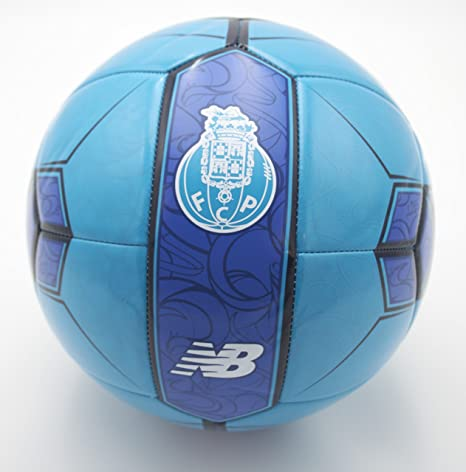 New Balance Balon F.C. Oporto 18/19, Color Azul: Amazon.es ...