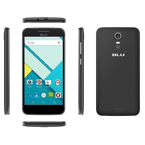 BLU Studio C 5 0-Inch Smartphone with Android Lollipop OS - Unlocked (Grey)