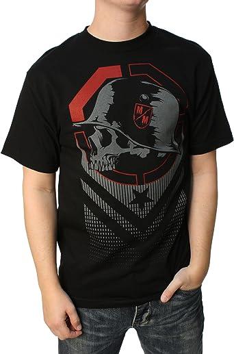 Metal Mulisha Prey Graphic - Camiseta para hombre (talla 2XL): Amazon.es: Ropa y accesorios