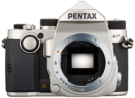 PENTAX PK [cuerpo (lentes opcional)] (plata) / cámara réflex ...