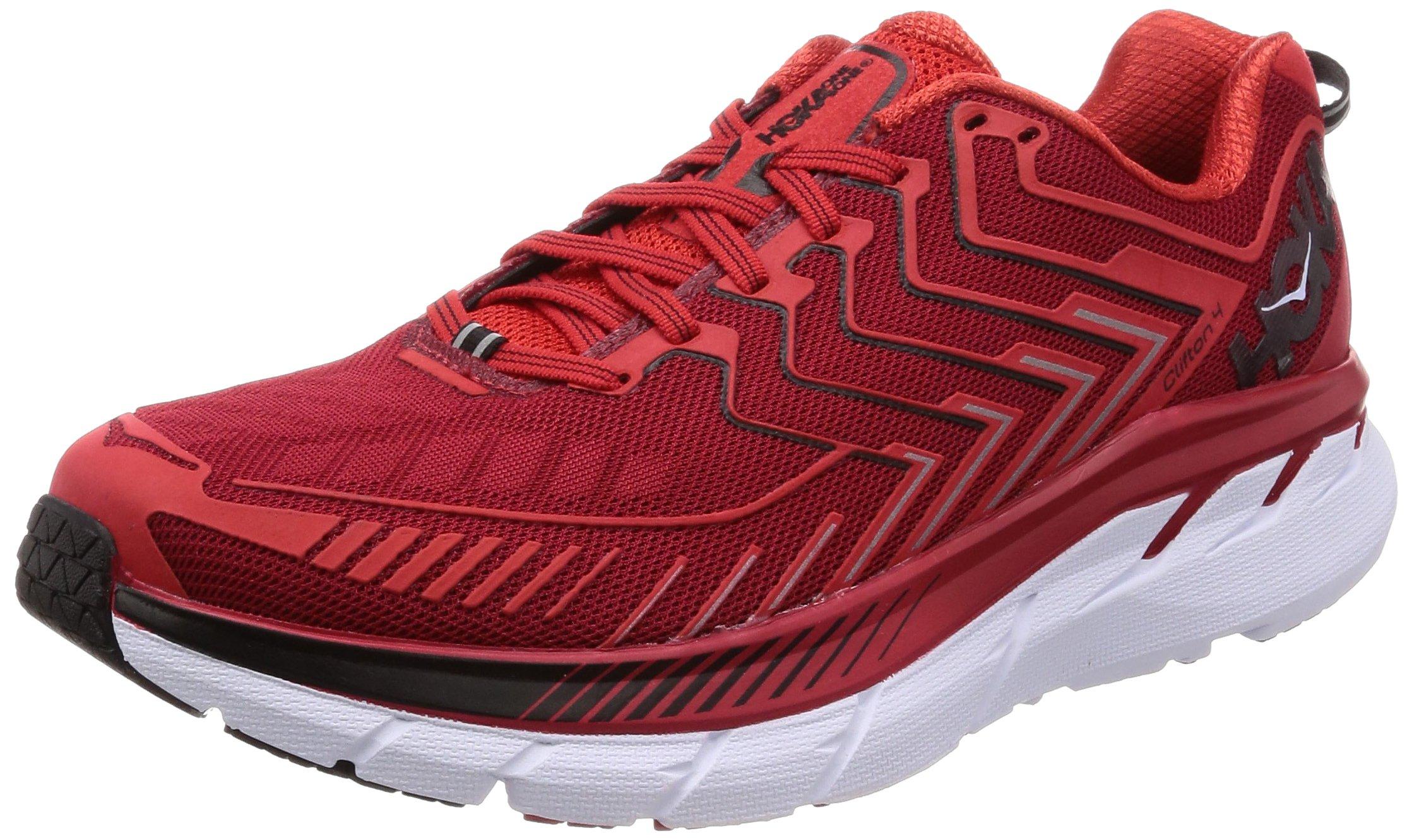 Clifton 4 Running Shoe Haute Red