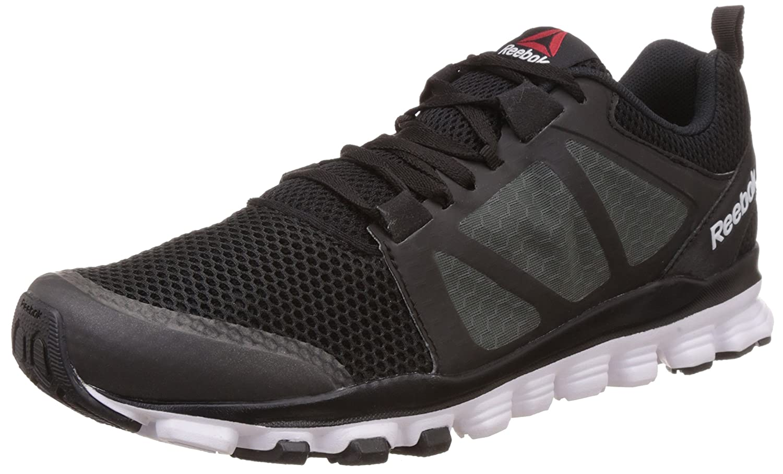 Reebok Hexaffect Run 3.0 Chaussures Running Homme Noir 44