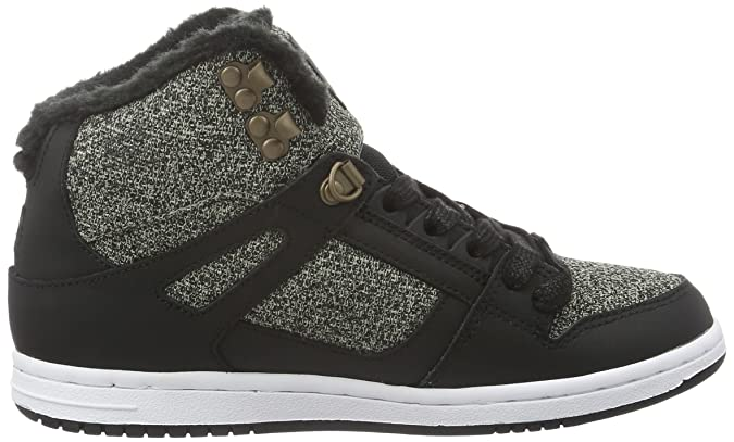 DC Shoes Rebound WNT, Sneakers Basses Femme  Amazon.fr  Chaussures et Sacs 267b1aed13cf