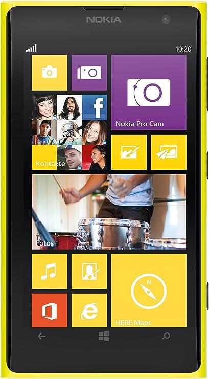 Nokia Lumia 1020 - Smartphone libre Windows Phone (pantalla 4.5 ...