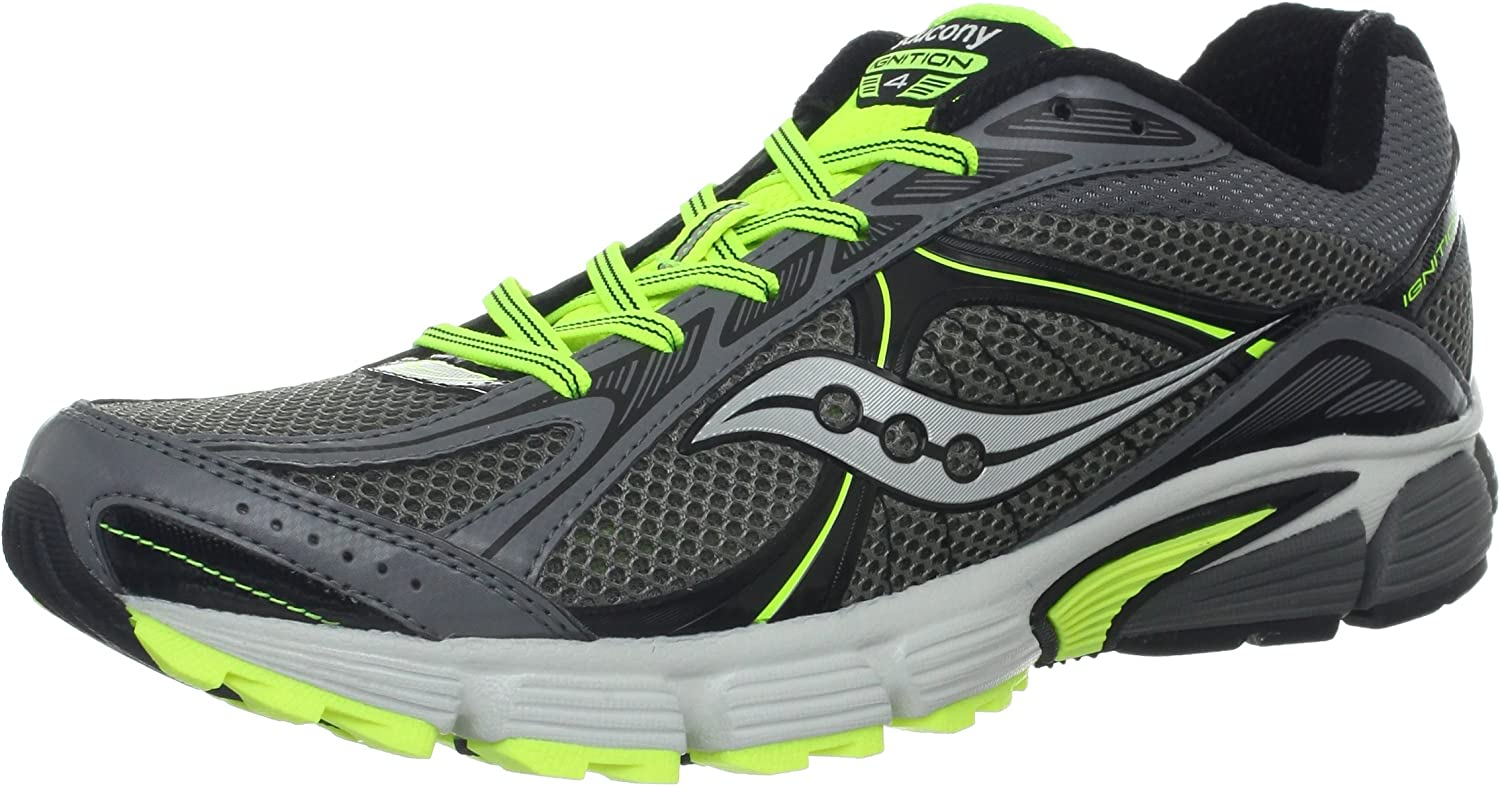 Saucony Grid Ignition 4 - Zapatillas de Running para Hombre, Color ...