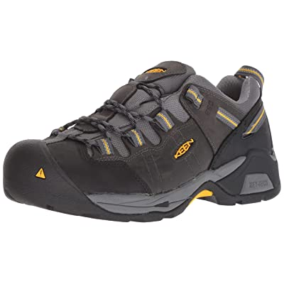 KEEN Utility Men's Detroit Xt Low Soft Toe ESD Work Shoe: Shoes