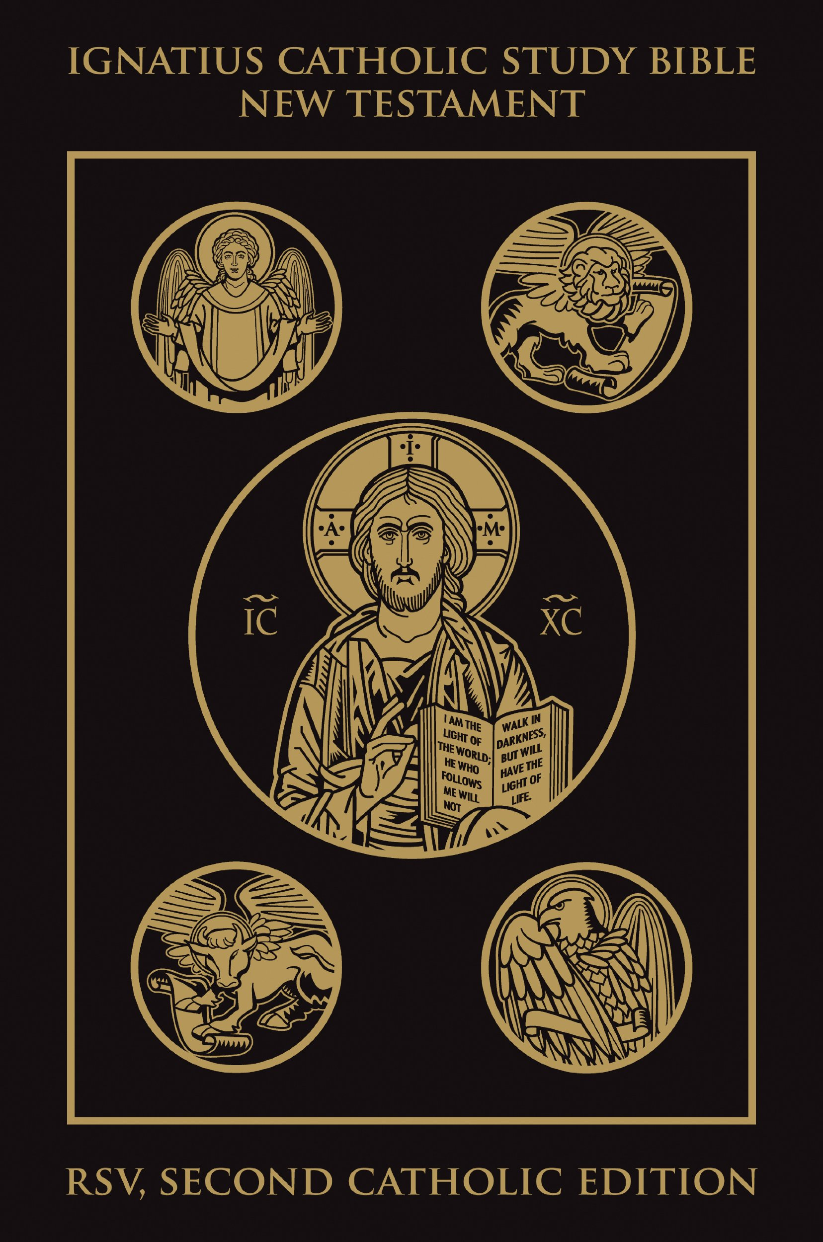 Ignatius Catholic Study Bible: New Testament: Curtis Mitch