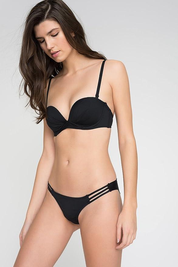 9546d3d86b149 Amazon.com: Ardene Women's - Bikini Bottoms - Ruffled Bare Bikini Bottom  Extra Large -(8A-AP00058): Clothing