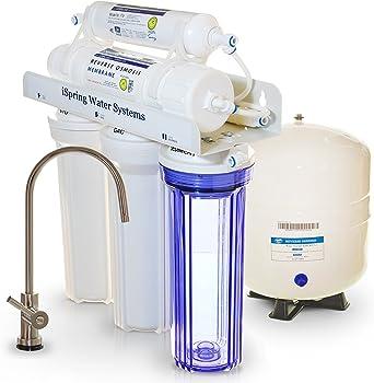 iSpring RCC7 Osmosis Water Filter