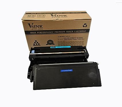Amazon com: V4INK New Compatible TN460 Toner Cartridge + DR400 Drum