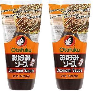 【SET OF 2】Otafuku Okonomi Sauce 500 gr (17.6oz)