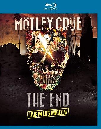 Mötley Crüe: The End - Live in Los Angeles Blu-ray Region Free