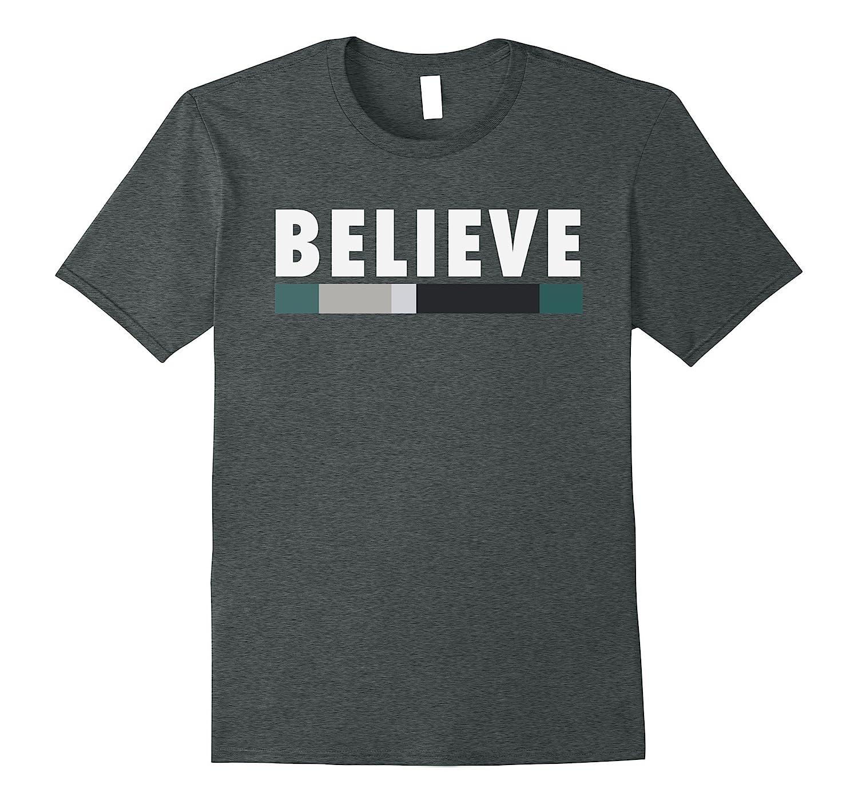 Philadelphia Believe T Shirt-FL