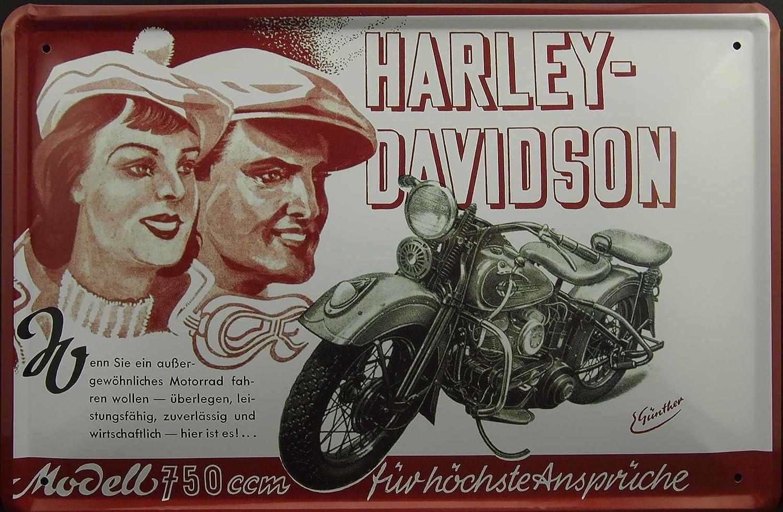 De Harley Davidson Modelo 750 Motorcycle pared Tatuajes ...