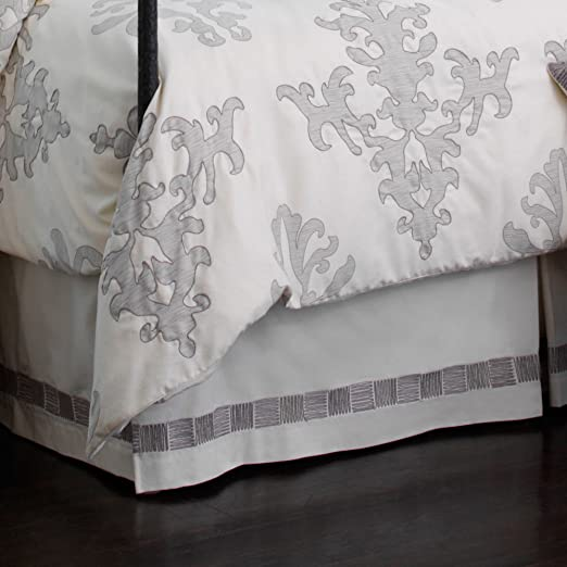upstairs by Dransfield /& Ross Antalya Duvet Cover QUEEN