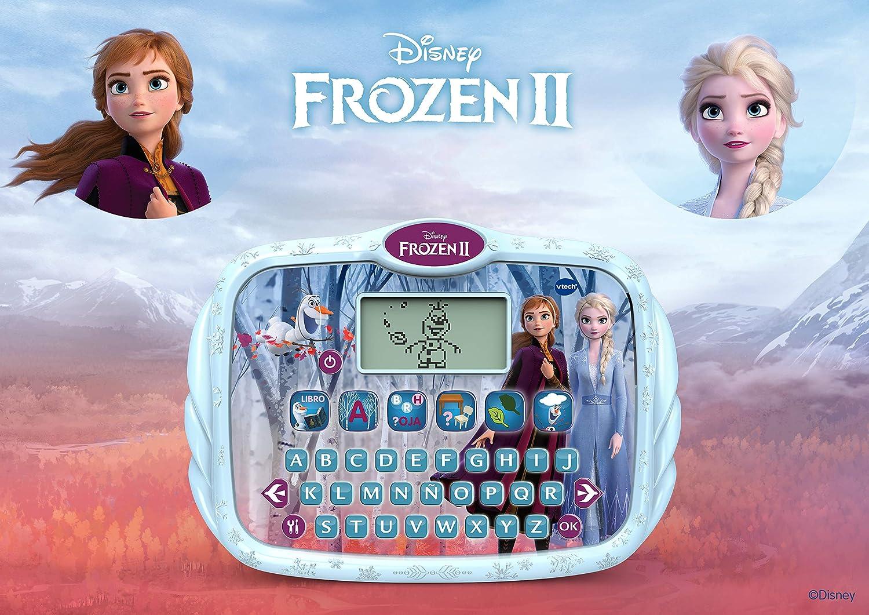 versi/ón en espa/ñol 3480-517822 VTech Frozen 2 Tablet