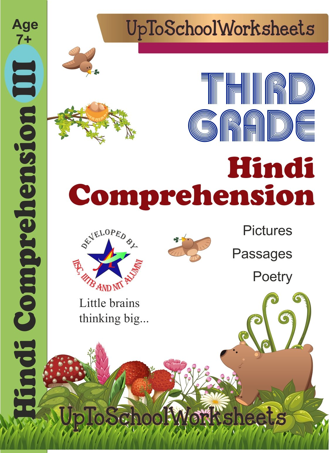 Amazon buy hindi comprehension for kids reading unseen passages amazon buy hindi comprehension for kids reading unseen passages and poetry worksheets book for grade 3 hindi comprehension for grade 3 book online at ibookread Read Online