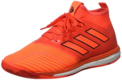 the latest 062f8 381ee adidas Ace Tango 17.1 TR Chaussures de Football Homme, Multicolore  RedSolar Orange
