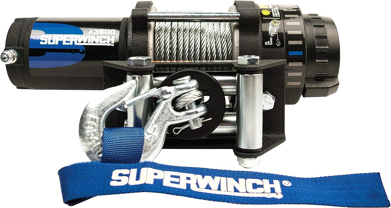Verricello Superwinch A3500 ATV Winch