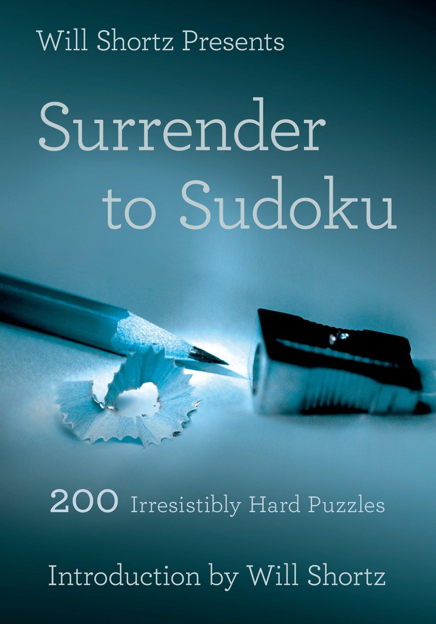 Will Shortz Presents Surrender Sudoku product image