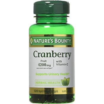 Nature S Bounty Cranberry Fruit Directions