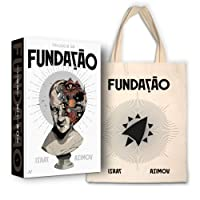 Trilogia da Fundação - Deluxe + Ecobag