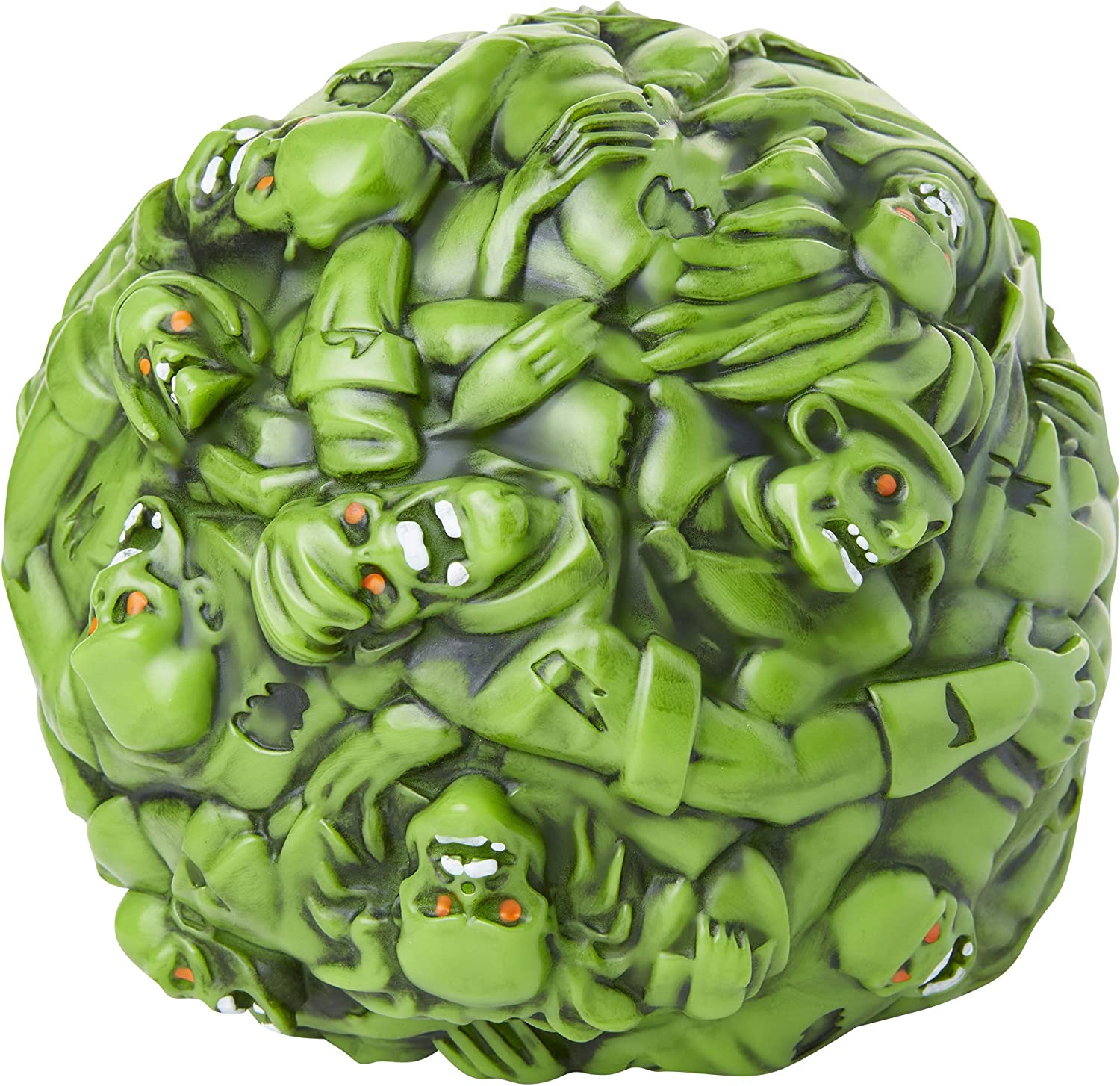 """The Last Kids On Earth - Zombie Ball 6"""" Roll or Shake to Hear Zombie Sounds! Includes Passing Game for 2 or More Players"""