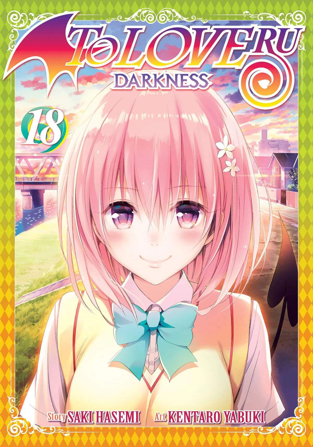 JAPAN To Love-Ru manga 18 Limited Edition w//DVD 2010 OOP book