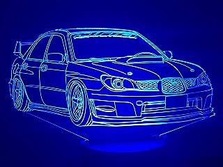 SUBARU, 3D-Lampe LED