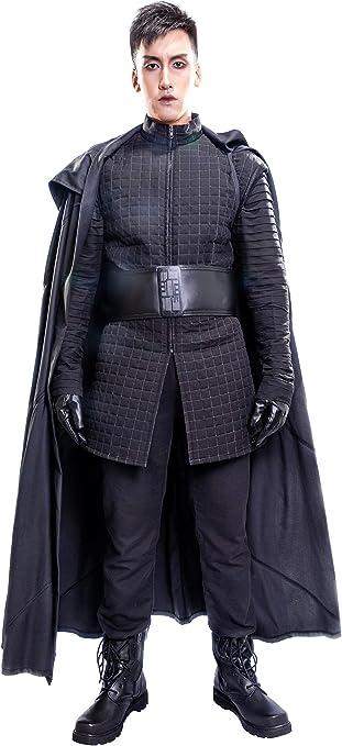 Xcoser Kylo Ren - Traje de cosplay para hombre: Amazon.es: Ropa y ...