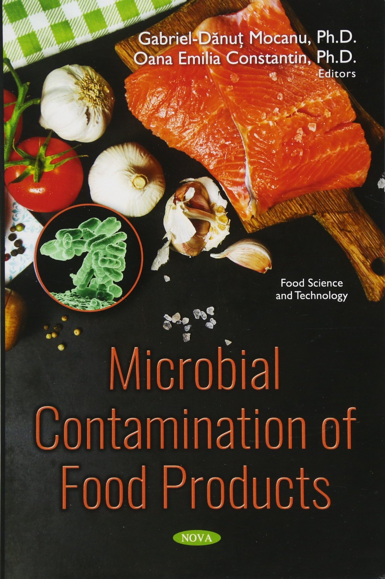 Download Microbial Contamination of Food Products ebook