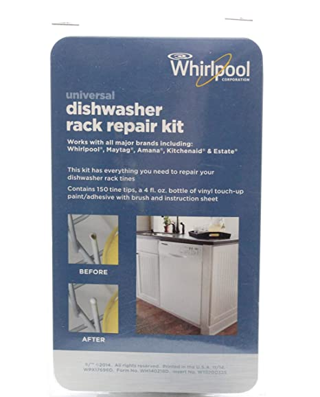 Amazon.com: Whirlpool 4396840rc lavaplatos Rack Kit de ...