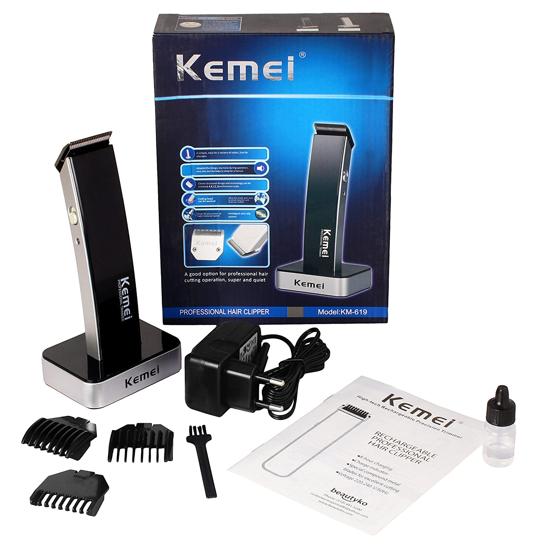 Kemei Hair Clipper-KM 619: Amazon.in: Health & Personal Care