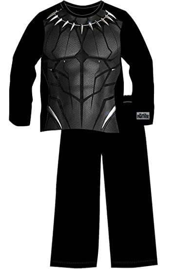 Marvel- Pijamas de Avengers Black Panther para Niños   Ropa o ...